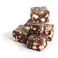 Schokoladensalamiwürfel