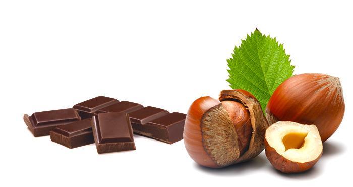 Schokoladensalami mit Haselnüssen