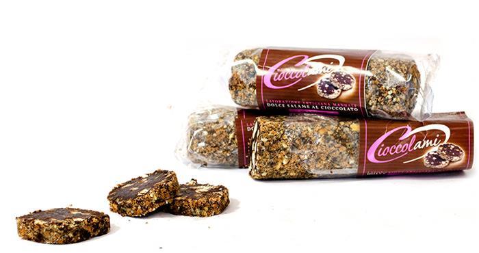 Schokoladensalami 250 g